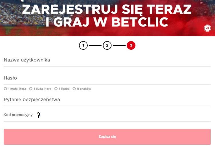 Jaki jest kod promocyjny Betclic