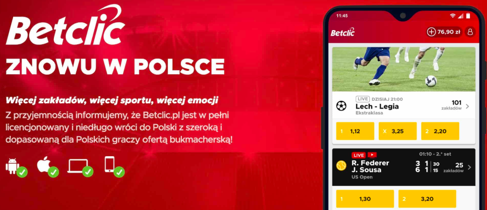 Betclic-w-Polsce